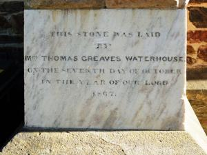 06 Foundation Stone